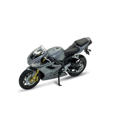 Welly Triumph Daytona 675 Bike 1:18 Die-Cast Model