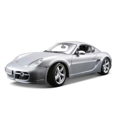 Maisto Porsche Cayman S 1:18 Die-cast Scale Model