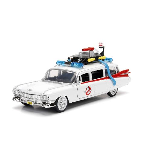 Jada Ecto-1 Ghostbusters 1:24 Die-cast Scale Model