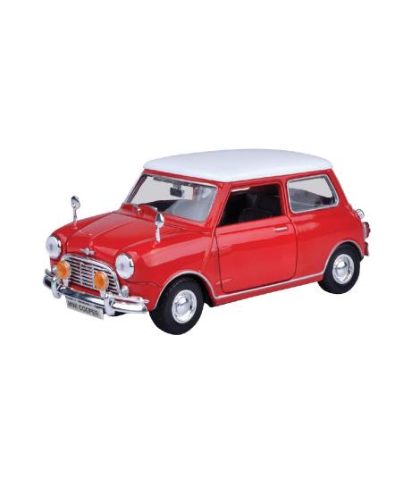 Motor Max Mini Cooper 1:18 Die-cast Scale Model
