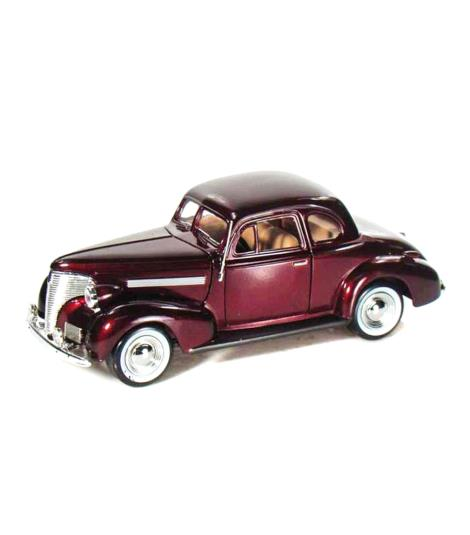 Motormax 1939 Chevrolet Coupe 1/24