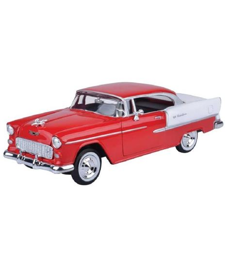 Motormax 1955 Chevy Bel Air 1/24