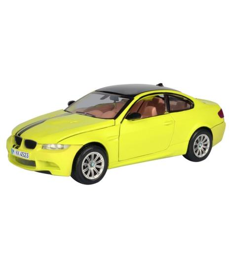 Motormax Satin Paint-20018 Bmw M3 Coupe 1/24