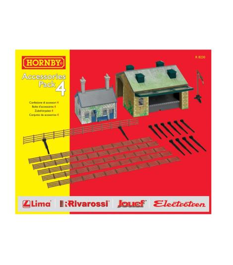 Hornby R8230 Accessories Pack 4