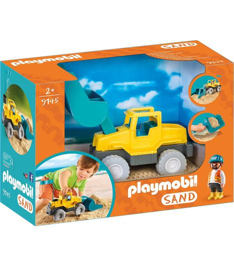 Playmobil Sand Play
