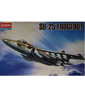 Academy Model Kit - SU-25 Frogfoot
