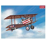 Academy Model Kit - 1624 Sopwith Camel WWI Fighter