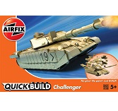 Airfix Quick Build Challenger Tank Model Kit