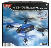 Attop YD 719 Quadcopter with HD Camera