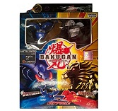 Bakugan 5302 Battler Brawlers Battle Pack - Aqua Vs Luminoz