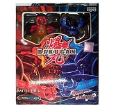 Bakugan 5299 Battler Brawlers Battle Pack - Nova Vs Aqua