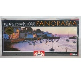 Educa Jigsaw Puzzle - Dawn at Belle-lle-En-Mer Britanny France - 1000 Pieces