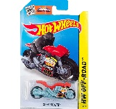 Hot Wheels Bike Street Stealth