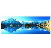 Educa Jigsaw Puzzle - Lac Blanc, Mont Blanc, France - 1000 Pieces