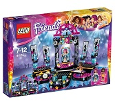 Lego 41105 Pop Star Show Stage, Multi Color