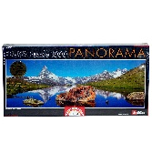 Educa Jigsaw Puzzle - Matterhorn Alps - 1000 Pieces