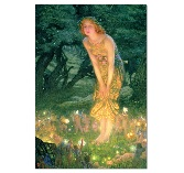 Educa Jigsaw Puzzle - Mid Summer Eve E.R. Hughes - 2000 Pieces
