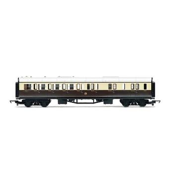 Hornby R4524 Rail Road GWR Brake Coach 5121