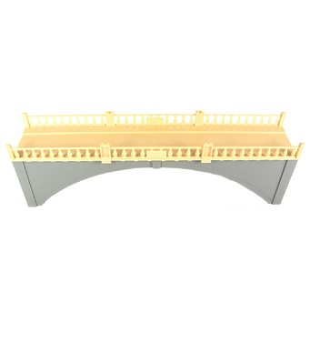 Hornby R499 River Bridge Plastic Kit