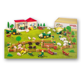 Woody Farm Set