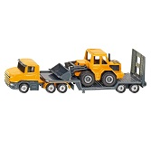 SIKU 1616 Low Loader with Front Loader