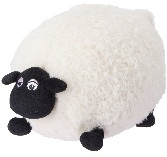Shaun Sheep Shirley Plush, Multi Color