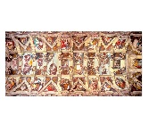 Educa Jigsaw Puzzle - Sistine Chapel - 1000 pieces