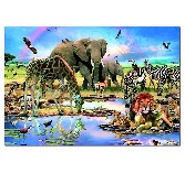 Educa Jigsaw Puzzle - The Cradle of Life - 1500 Pieces