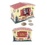 Welby Tin Treasures Snow White Classic Bank