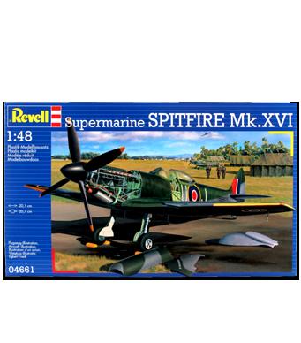 Revell Spitfire Mk.XVI