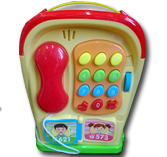 Baby's Telephone House