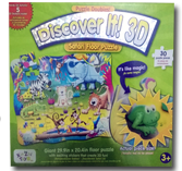Discover It 3D - Paint and Jigsaw