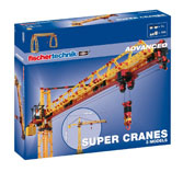 Fischertechnik Advance Super Cranes