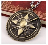 Game of Thrones Shield Metal Keychain