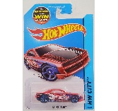 Hot Wheels Muscle Tone