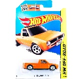 Hot Wheel Volkswagon Caddy