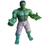Hulk Marvel Avengers Action Figure 15 Inches