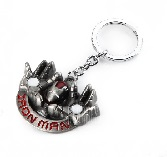 Marvel Avengers Iron Man Metal Keychain