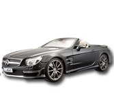 Maisto Mercedes Benz SL65 AMG 45th Anniversary Car