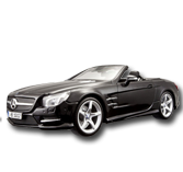 Maisto Mercedes Benz SL-500 Convertible 2012