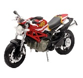 NewRay Ducati Monster 796 (no. 46)
