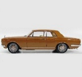 Paragon Rolls Royce Silver Shadow MPW Regency Bronze