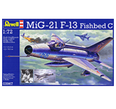 Revell MiG-21 F.13 Fishbed C