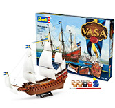 Revell Gift-Set Royal Swedish Warship VASA