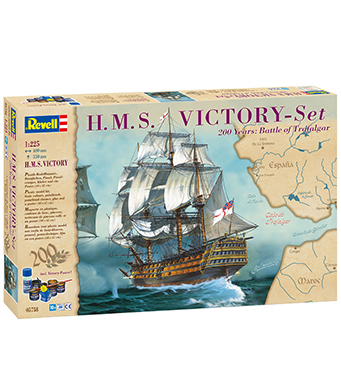 Revell Gift Set HMS Victory