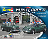 Revell Gift-Set MINI COOPER