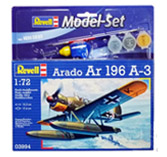 Revell Model Set Arado Ar 196 A-3