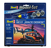 Revell Model Set Eurocopter BK 117