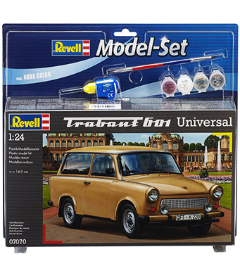 Revell Model Set Trabant 601 Universal