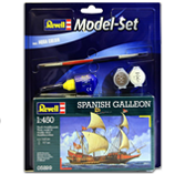 Revell Model Set Spanish Galleon